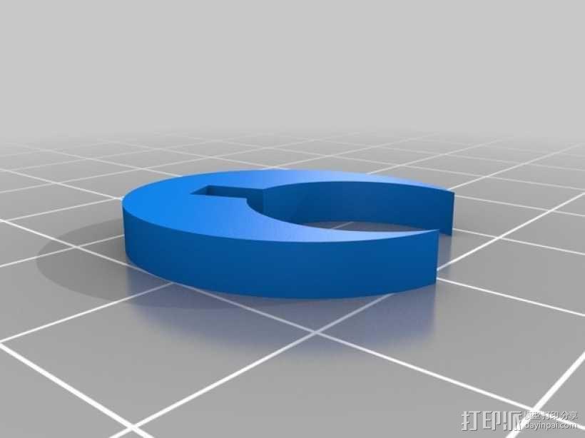 蜜蜂模型 3D模型  图4