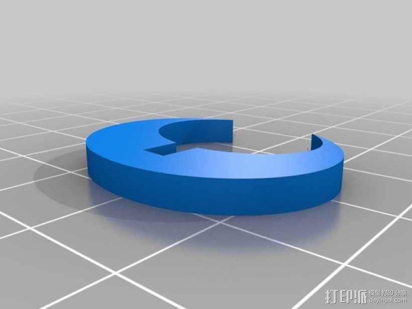 蜜蜂模型 3D模型  图5