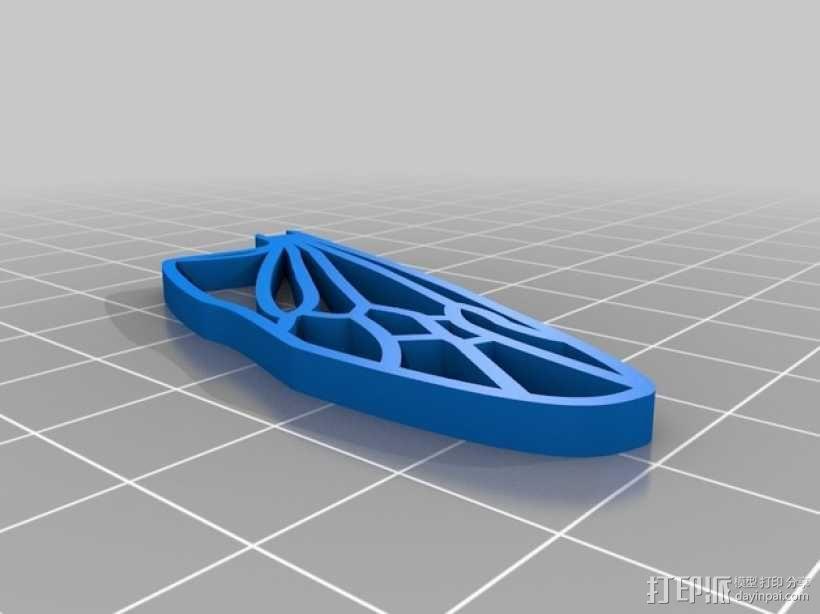 蜜蜂模型 3D模型  图8