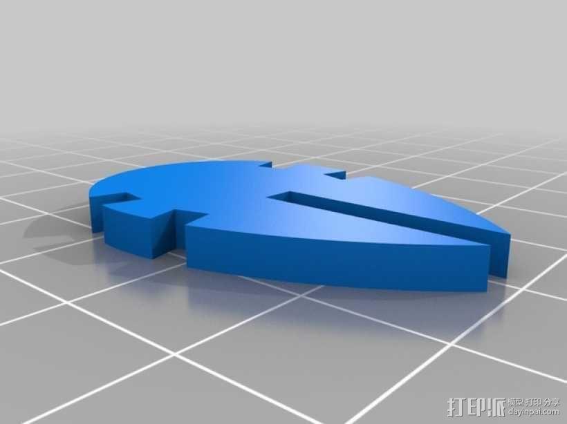 蜜蜂模型 3D模型  图6