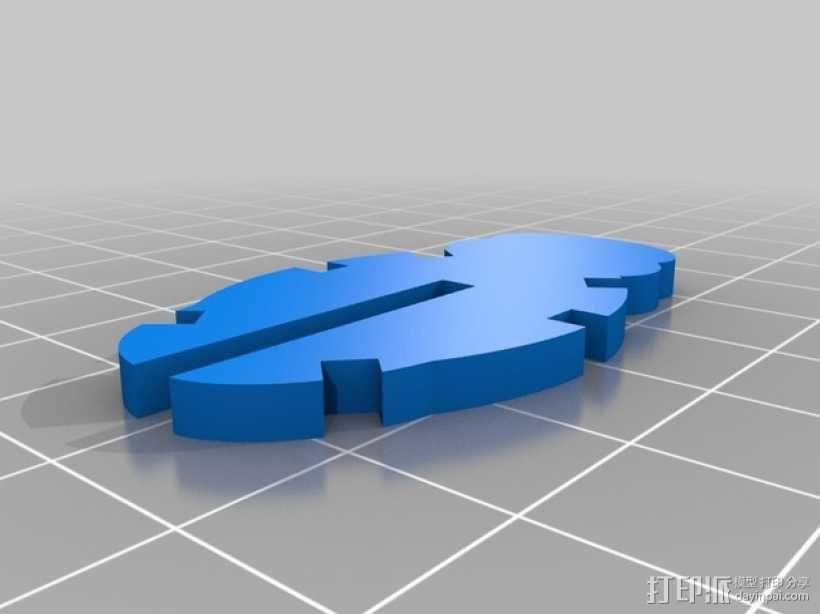 蜜蜂模型 3D模型  图9