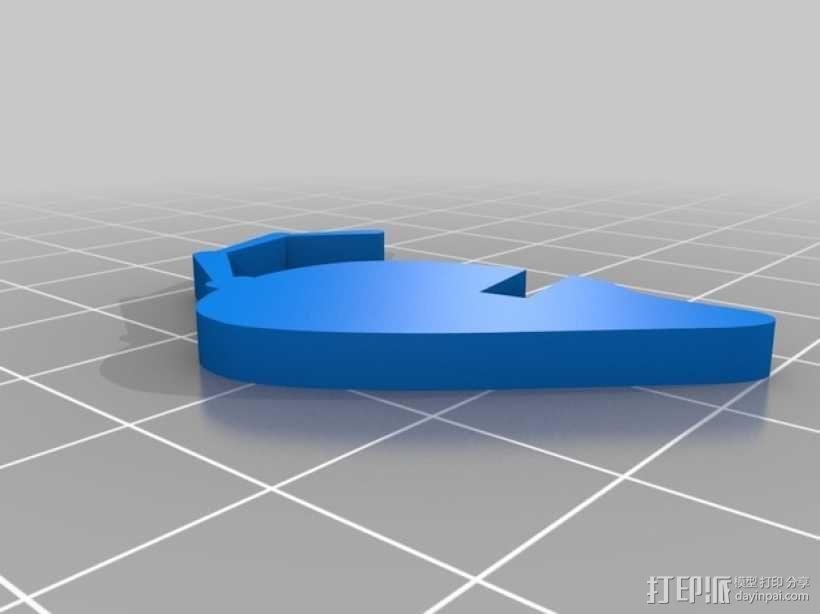 蜜蜂模型 3D模型  图10
