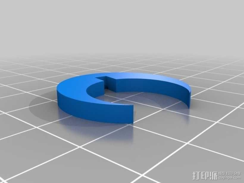 蜜蜂模型 3D模型  图11
