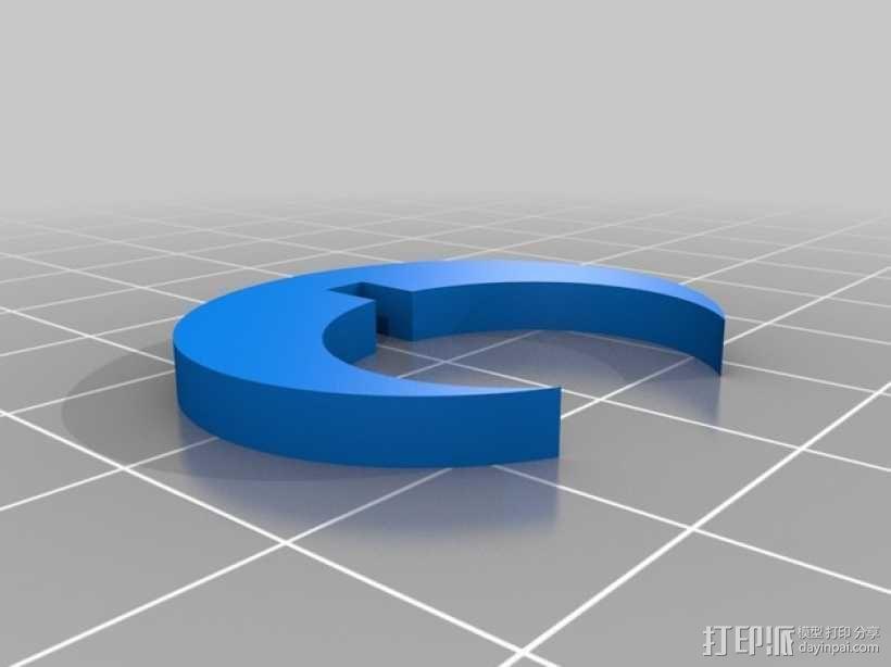 蜜蜂模型 3D模型  图12
