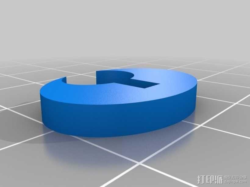 蜜蜂模型 3D模型  图26
