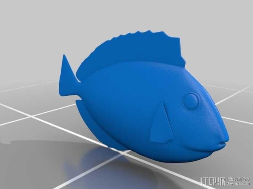 海底总动员海底动物模型 3D模型  图5