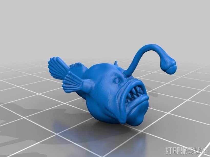 海底总动员海底动物模型 3D模型  图6