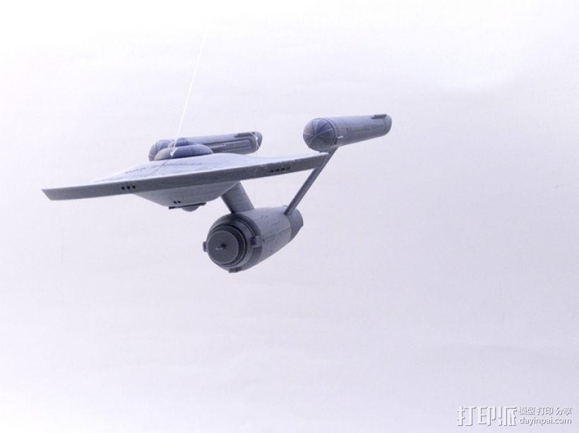 星际飞船模型 3D模型  图6