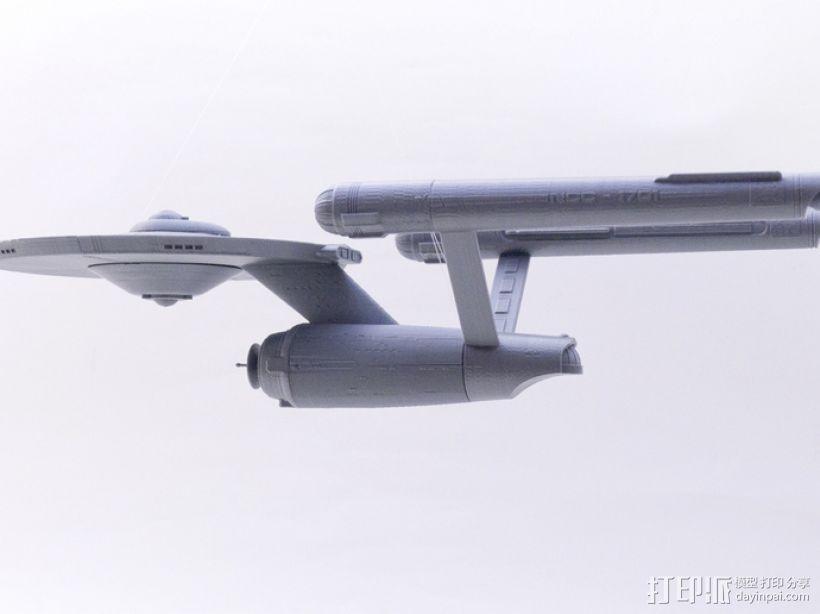 星际飞船模型 3D模型  图8