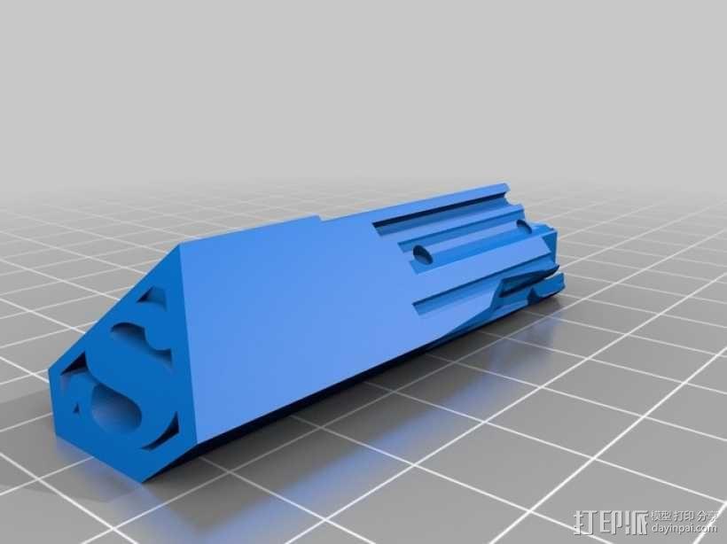 命运之匙 3D模型  图2