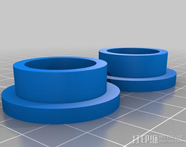 捉鬼敢死队Proton Pack 能量武器 3D模型  图6