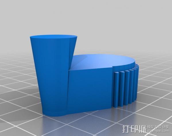 捉鬼敢死队Proton Pack 能量武器 3D模型  图5