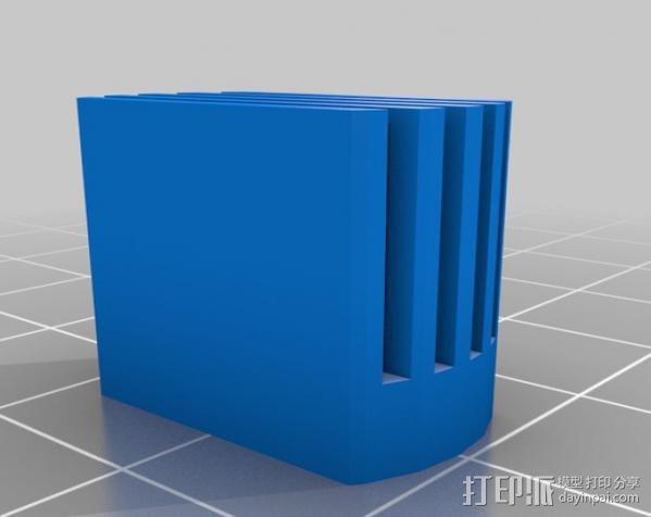 捉鬼敢死队Proton Pack 能量武器 3D模型  图8