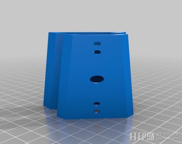 捉鬼敢死队Proton Pack 能量武器 3D模型  图11
