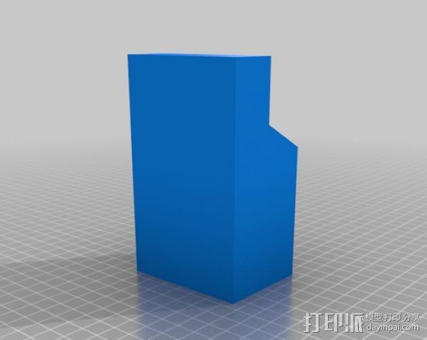 捉鬼敢死队Proton Pack 能量武器 3D模型  图9