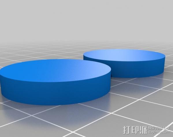 捉鬼敢死队Proton Pack 能量武器 3D模型  图12