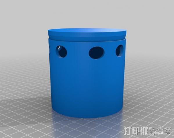 捉鬼敢死队Proton Pack 能量武器 3D模型  图15