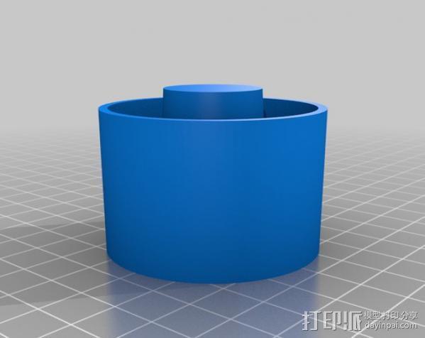 捉鬼敢死队Proton Pack 能量武器 3D模型  图14