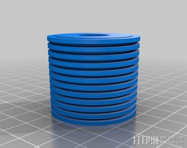 捉鬼敢死队Proton Pack 能量武器 3D模型  图16