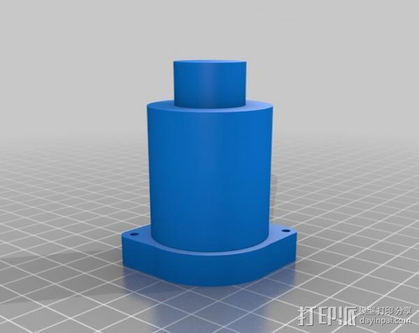 捉鬼敢死队Proton Pack 能量武器 3D模型  图18