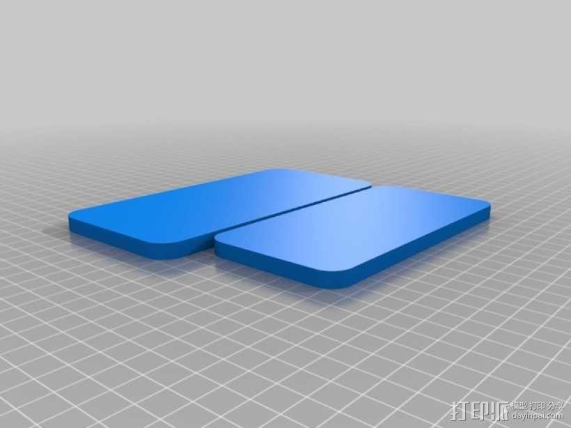 iPhone6手机规格 3D模型  图3