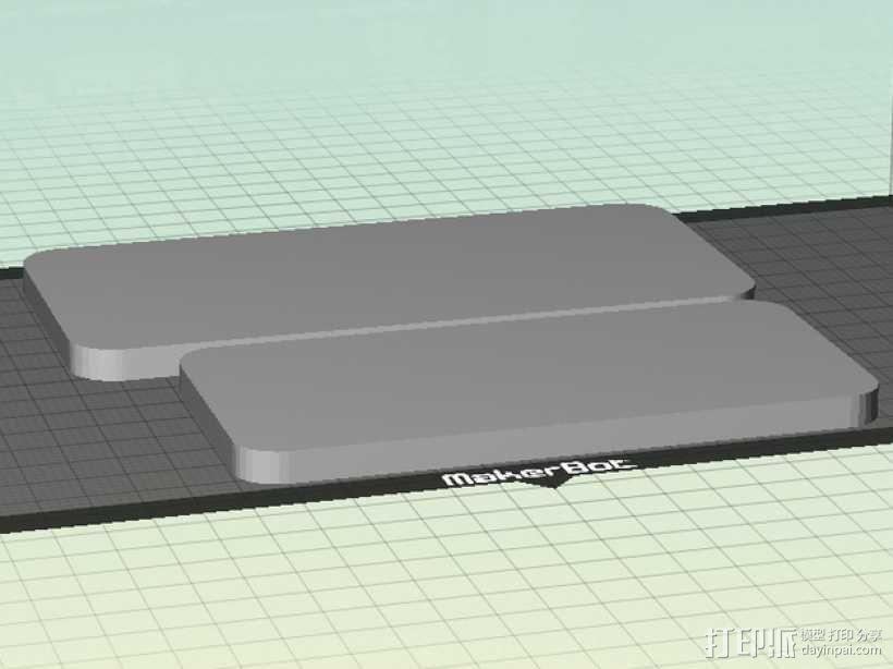 iPhone6手机规格 3D模型  图4