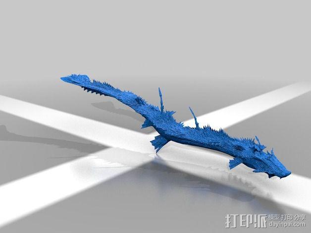 巨像雕塑 3D模型  图7