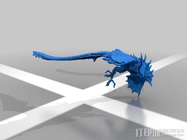 巨像雕塑 3D模型  图9