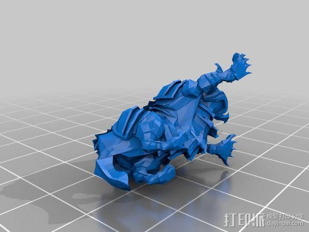 巨像雕塑 3D模型  图15