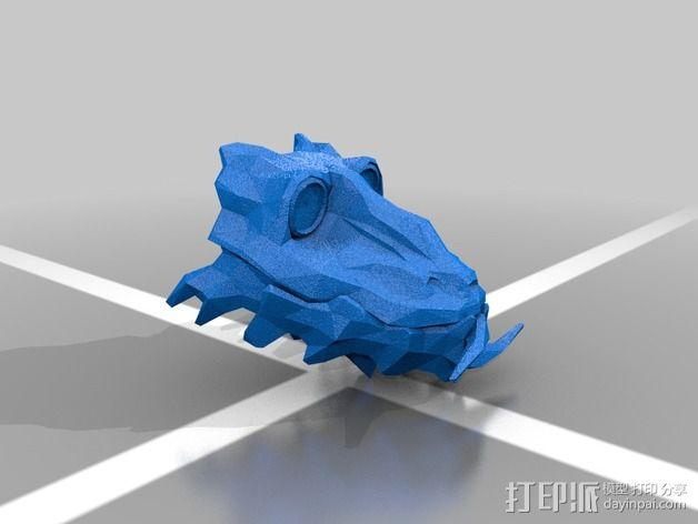 巨像雕塑 3D模型  图24