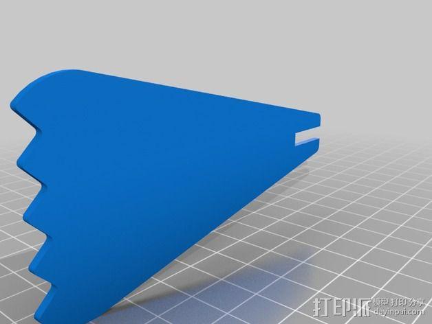 五彩小鸟 3D模型  图11