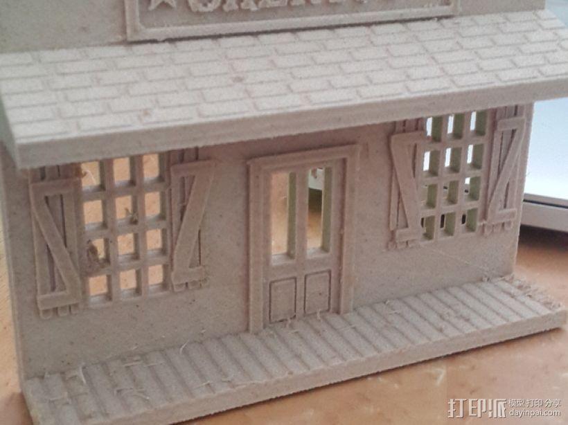 州长办公室  3D模型  图1