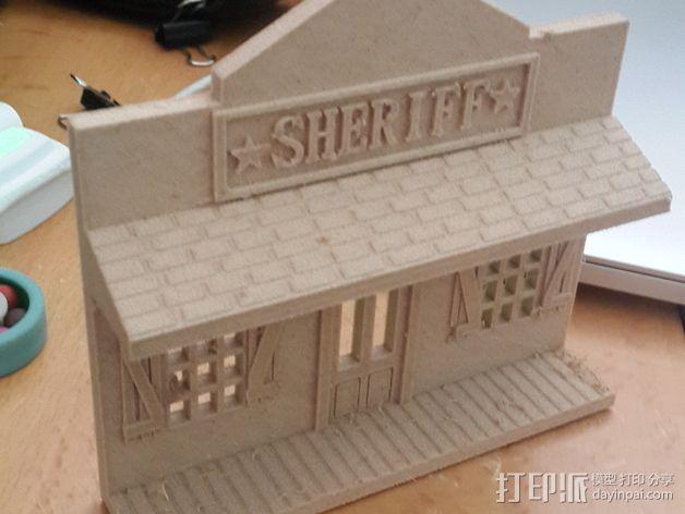 州长办公室  3D模型  图3
