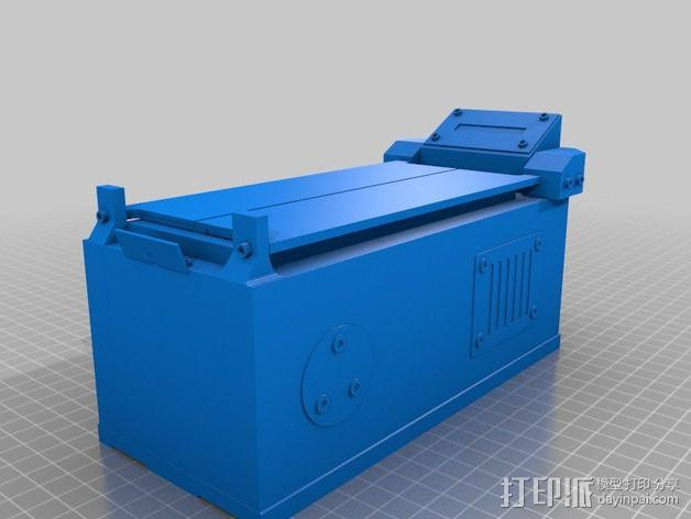捉鬼敢死队  Ghost Trap鬼魂收集器  3D模型  图5