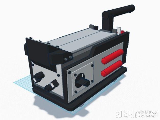 捉鬼敢死队  Ghost Trap鬼魂收集器  3D模型  图6