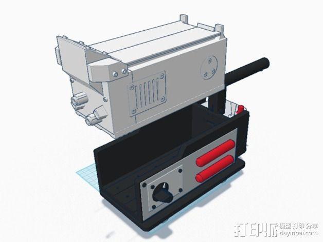 捉鬼敢死队  Ghost Trap鬼魂收集器  3D模型  图9