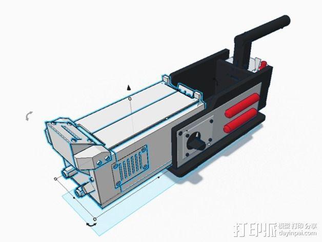 捉鬼敢死队  Ghost Trap鬼魂收集器  3D模型  图10