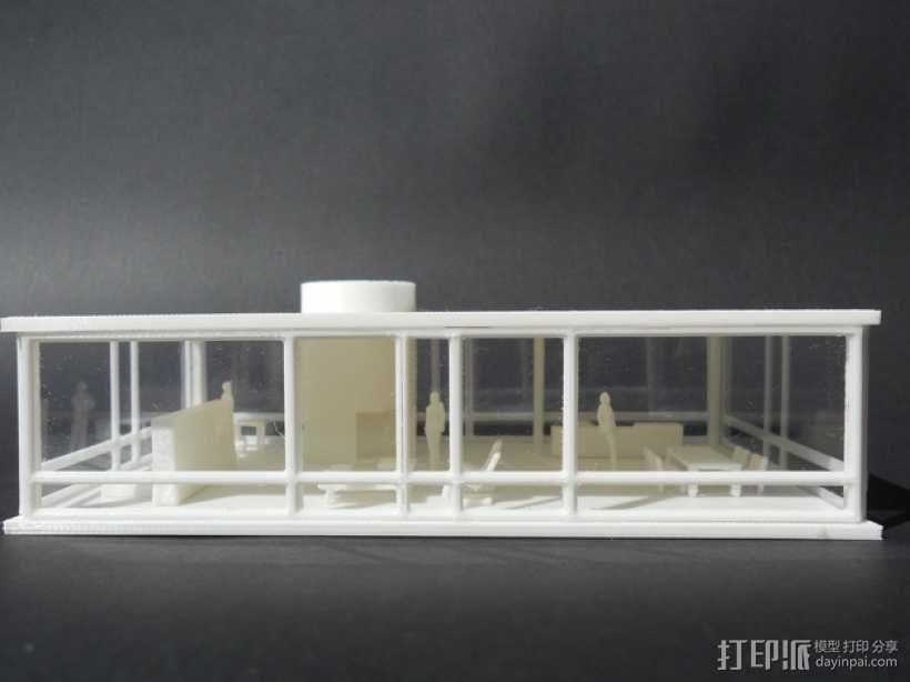 玻璃房 3D模型  图9