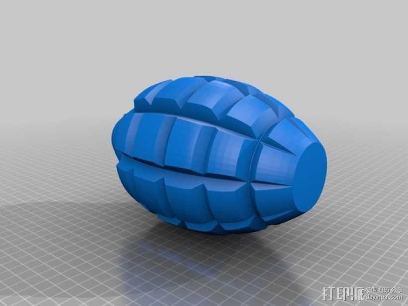 手榴弹 3D模型  图11