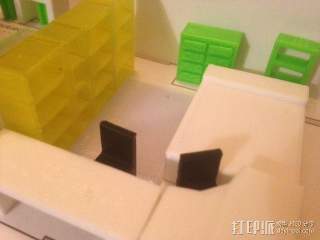迷你家具模型 3D模型  图5