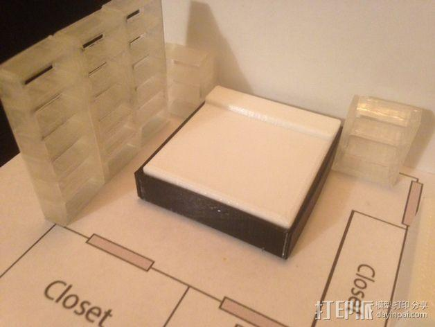 迷你家具模型 3D模型  图3