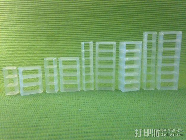 迷你家具模型 3D模型  图10