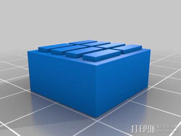 迷你家具模型 3D模型  图57