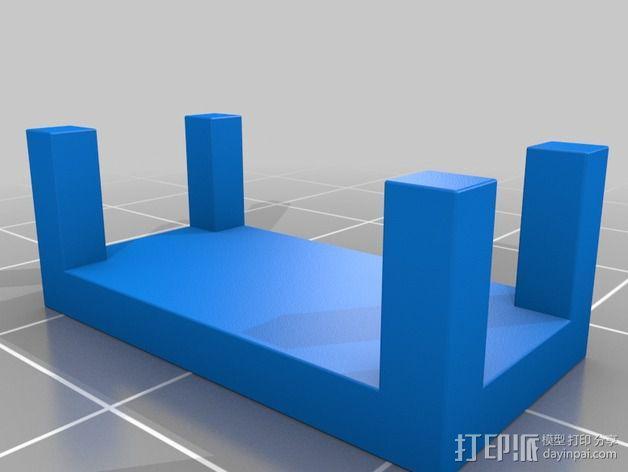 迷你家具模型 3D模型  图63