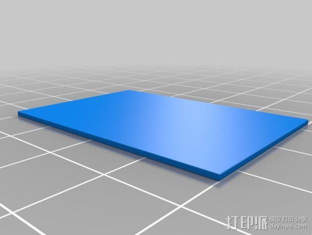 迷你家具模型 3D模型  图66