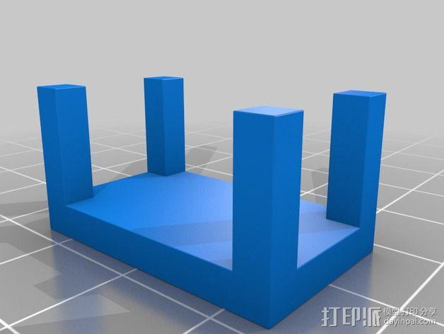 迷你家具模型 3D模型  图67