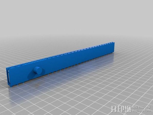 布鲁克林大桥 3D模型  图3