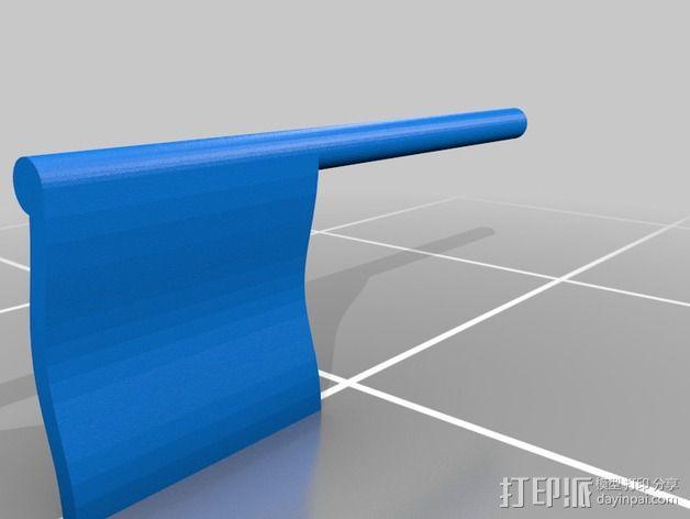 布鲁克林大桥 3D模型  图10