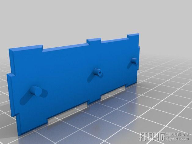 布鲁克林大桥 3D模型  图11