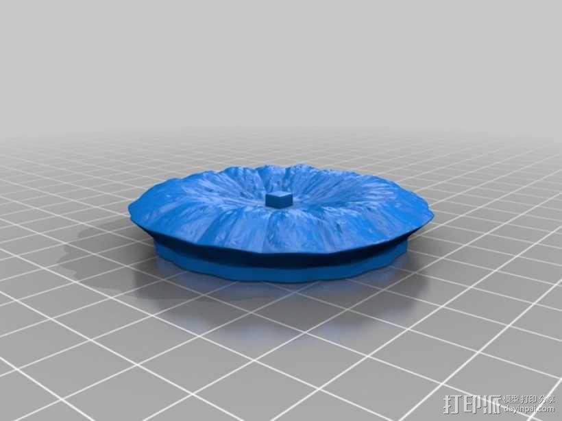 杰克灯  南瓜灯 3D模型  图7